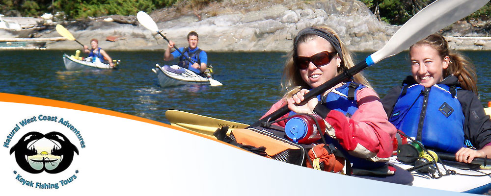 Woman smiling in her Kayak